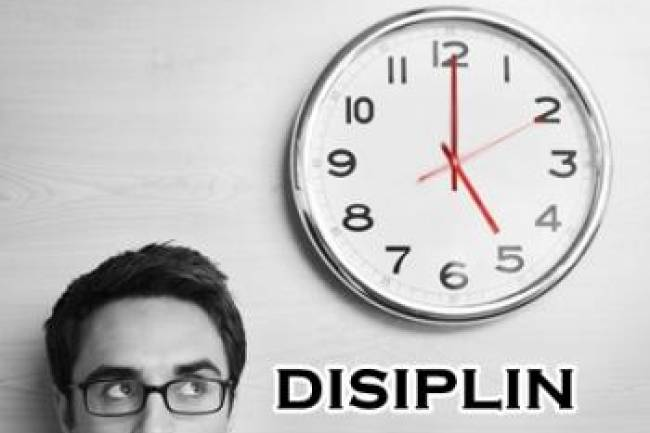 (LITERASI KELAS XI) 6 Cara untuk Mengembangkan Disiplin Diri