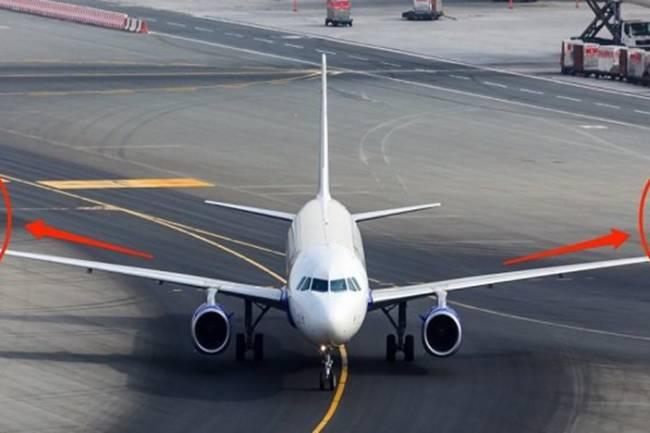 (LITERASI KELAS X) Fungsi sayap pesawat