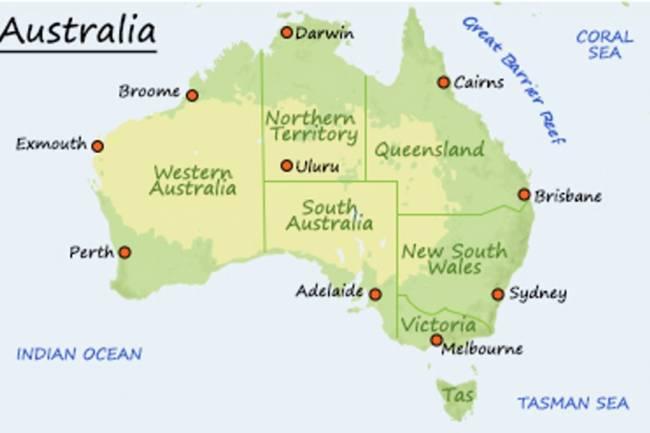 (LITERASI KELAS XI) Sejarah Benua Australia