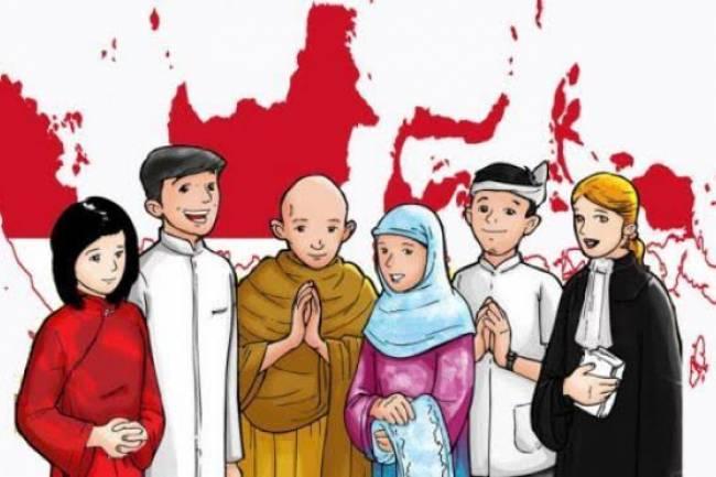 (Literasi Kelas X-XII) Mengelola Keberagaman Indonesia