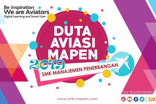 Duta Aviasi Mapen 2019 Goes to 20 Finalis