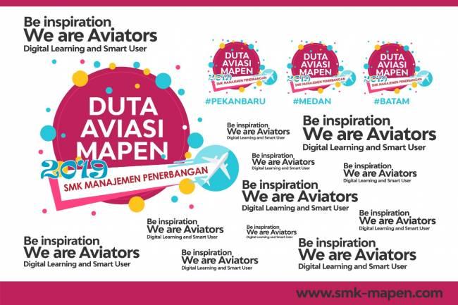 Inilah  20 finalis Duta Aviasi Mapen 2019. Siapa sajakah mereka???