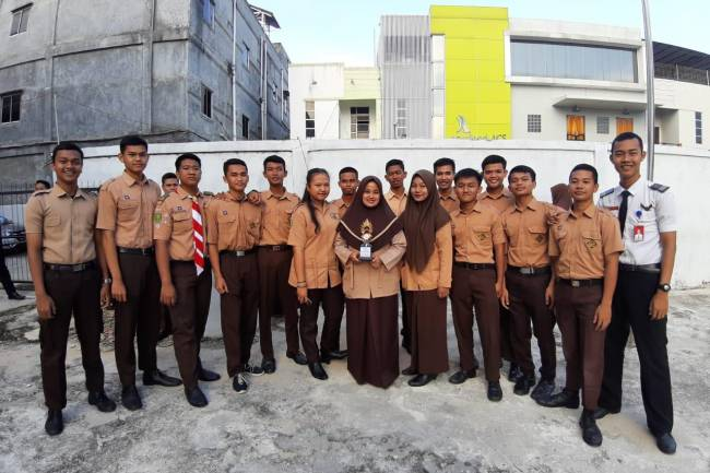 THE BEST CLASS EDISI (November 2019)