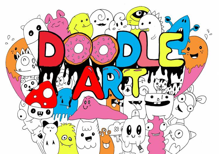 SMK MAPEN DOODLE ART