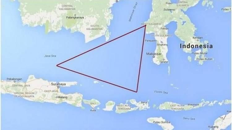 (LITERASI KELAS X) Menilik Masalembo dan Segitiga Bermuda di Mata Sains