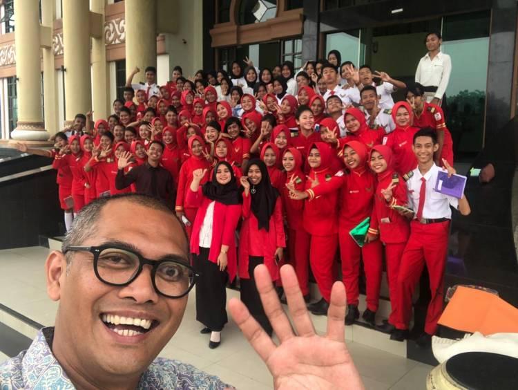 Go Digital Pariwisata Indonesia Bersama Kepala Dinas Pariwisata Riau