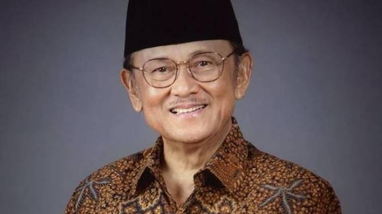 (LITERASI KELAS X) Prof. Dr. Ing. Bacharudddin Jusuf Habibie