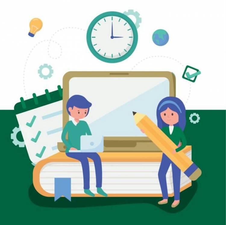 7 Tips Mengatur Waktu Selama Belajar dari Rumah