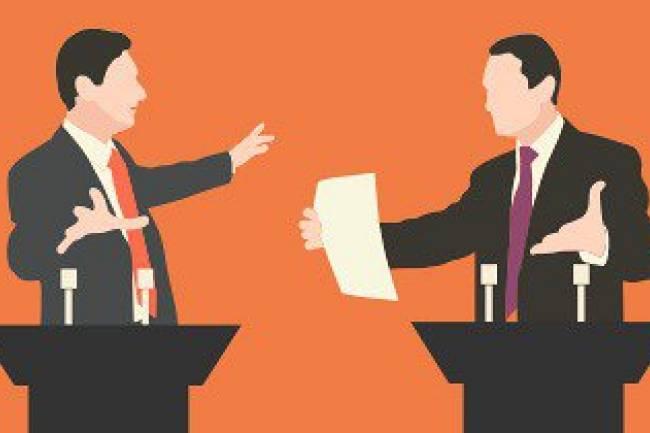 Apakah 'debat' bermanfaat?