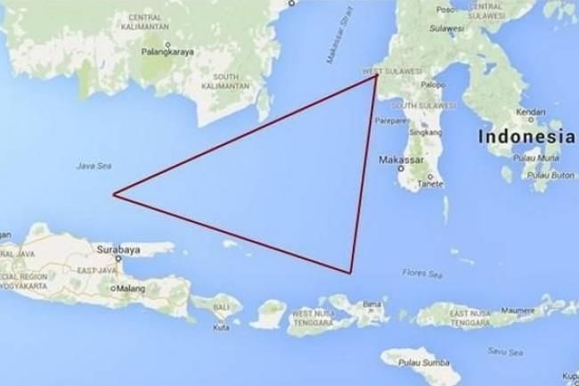 (Literasi Kelas XI) Menilik Masalembo dan Segitiga Bermuda di Mata Sains