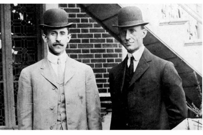 (LITERASI KELAS X) 10 Fakta Unik Wright Bersaudara, Sang Penemu Pesawat