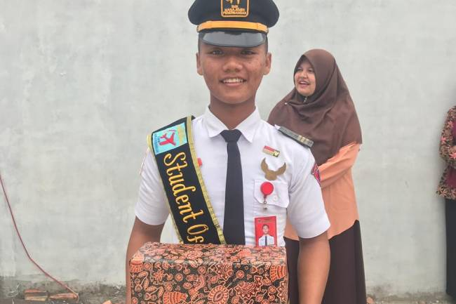 Student Of The Month Edisi Agustus