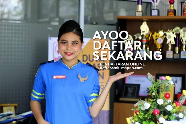 Bergabung Bersama Kami SMK Manajemen Penerbangan - Pendaftaran Online daftar.smk-mapen.com