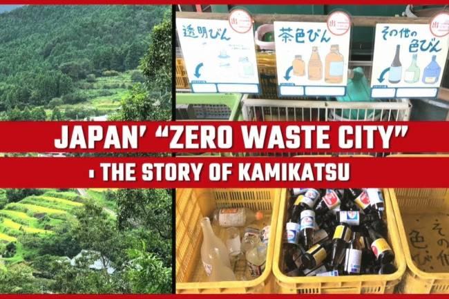(Literasi) Wah, Kota Kecil Ini Dikenal Sebagai Kota Tanpa Sampah! Kok Bisa, ya?
