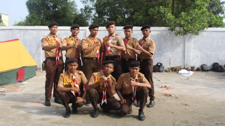 Pelantikan Penegak Bantara Angkatan 1