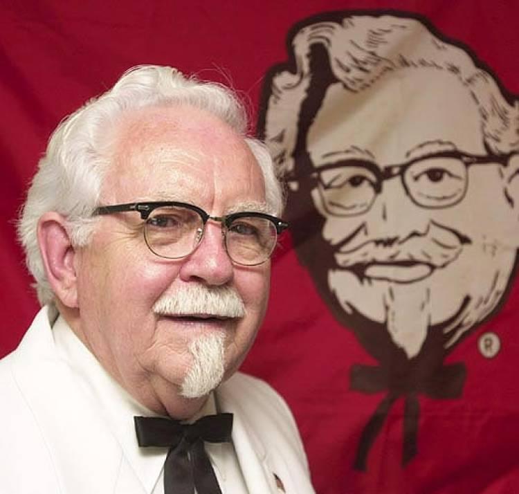 (LITERASI KELAS X) Kisah Sukses Kolonel Sanders Setelah Ditolak 1009 Kali