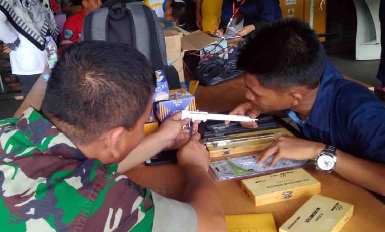 Maintenance pesawat UKK Airframe & Powerplant SMK MAPEN