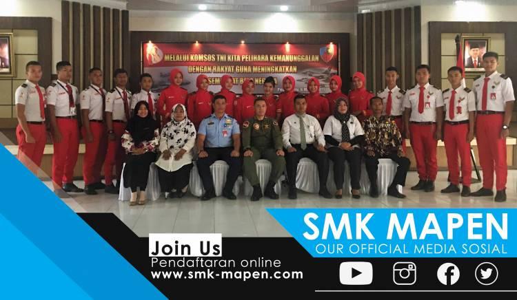Komunikasi Sosil Lanud Roesmin Nurjadin Pekanbaru