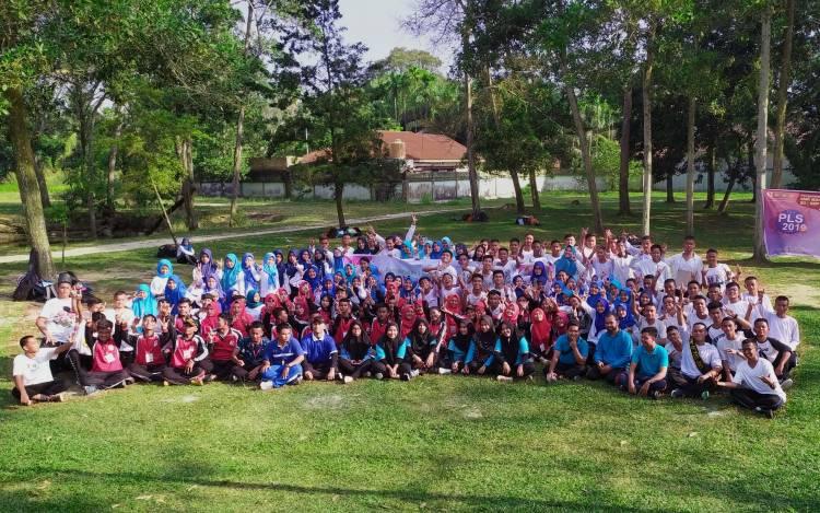 Puncak Kegiatan Masa Pengenalan Lingkungan Sekolah SMK MAPEN