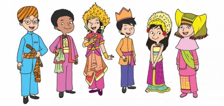 (LITERASI KELAS XI) Mengelola Keberagaman Indonesia