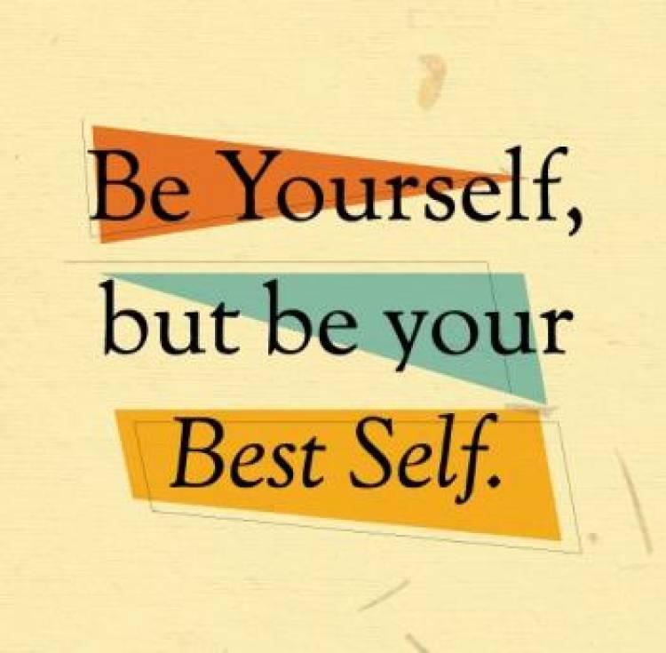 (LITERASI KELAS X) Cara menjadi diri sendiri
