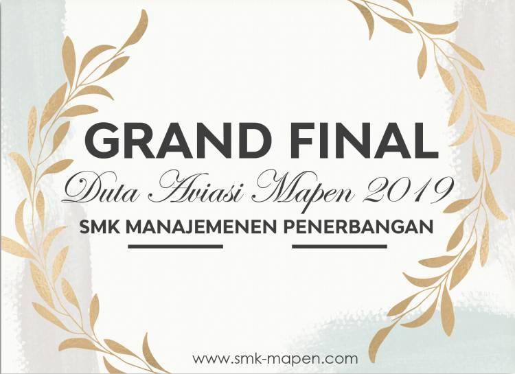Grand Final Duta Aviasi Mapen 2019 ,Who's  The Winner of Duta Aviasi 2019?