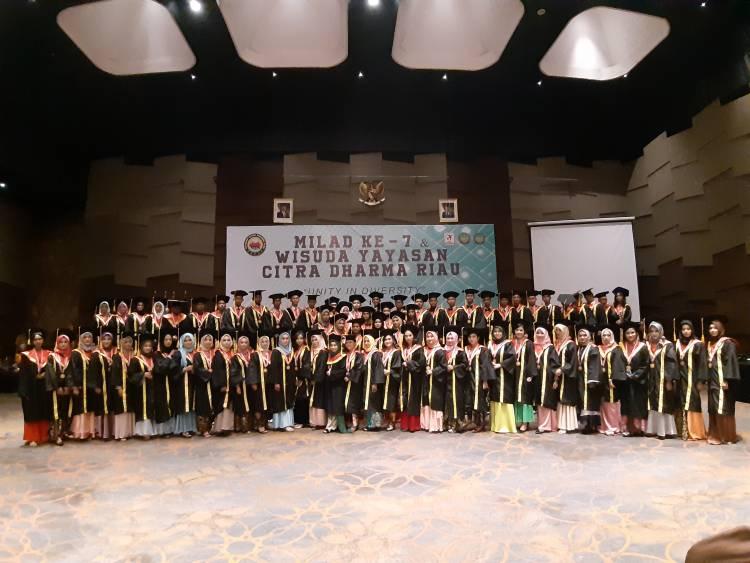 Download Foto & Video Wisuda Yayasan Angkatan 5